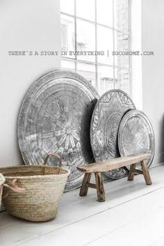 Image result for large indian silver tray interior design