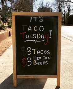 What a beautiful day it is on Rainey Street! Come enjoy the weather on our patio & stay for TACO TUESDAY where we feature $3 tacos & $3 Mexican beers. All tacos come on our house made tortillas. It's happening 6pm-11pm!  #tacotuesday #tacos #austintacos #raineystreet #atx #austintx #keepaustineatin #austinfoodie #do512eats #do512 by novaonrainey