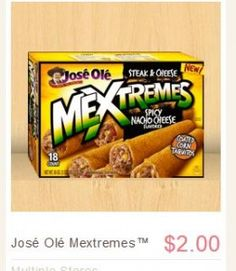 Two GREAT Upcoming Publix BOGO Deals! (FREE – MONEYMAKER Jose Ole Mextremes and $.47 Progresso Bread Crumbs)
