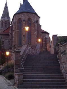 Kath. Propsteikirche St. Marien, Heilbad Heiligenstadt