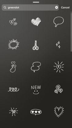 Instagram Emoji, Feeds Instagram, Iphone Instagram, Instagram And Snapchat, Instagram Quotes, Instagram Editing Apps, Ideas For Instagram Photos, Creative Instagram Photo Ideas, Instagram Story Filters