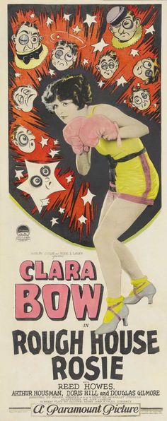clara bow - rough house rosie