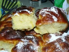 Poale in brau - imagine 1 mare Romanian Food, Pastry And Bakery, French Toast, Breakfast, Desserts, Puddings, Home, Cookies, Sweets