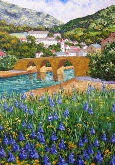 Gorge du Tarn, France by Frederic Payet (resides in Atlanta)