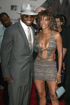 50 Cent and Vivica A. Fox, 2003