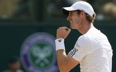 Andy Murray wins Wimbledon 2013 men's final with straight-sets victory over Novak Djokovic - Telegraph