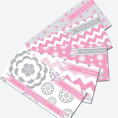 Hey, I found this really awesome Etsy listing at http://www.etsy.com/listing/154959007/printable-cash-envelope-system-pink-and