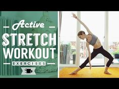 Total Body Active Stretching Routine | Lazy Dancer Tips - YouTube