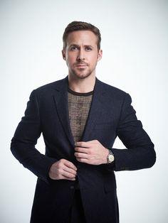 Ryan Gosling se enfunda en looks effortless para Magazine Matthew Gray Gubler, Colin Firth, James Mcavoy, Jake Gyllenhaal, Michael Fassbender, Ryan Gosling Style, Ryan Thomas, Gq Style, Pretty Men