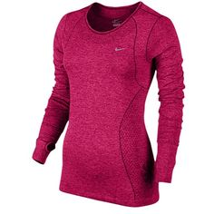 Nike Dri-FIT Knit Long Sleeve Top