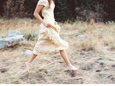 Anmutige Braut in den Bergen von Utah von Joey Kennedy Photography