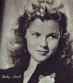 Shirley Temple at 17