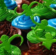 Monkey Birthday Party Ideas