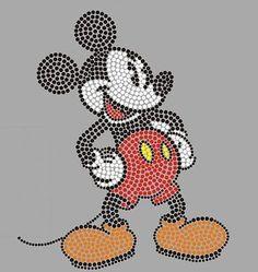Mickey Mouse Rhinestone Transfer Wholesale and Custom Orders | eBay