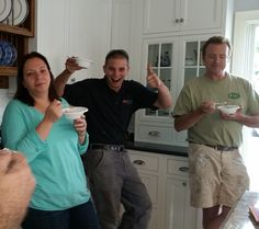 Ice Cream Social at the office!