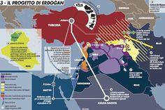 L'improvviso ingresso nella guerra contro lo Stato Islamico sembra una rivoluzione per la politica estera della Turchia. Ma l'obiettivo del presidente rimane immutato.
