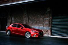 Mazda3(日本名:アクセラ)