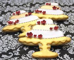 Give away hochzeit wedding gastgeschenk torte keks cookie