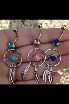 I love these bellybutton rings :) gonna have to get one when I get mine pierced