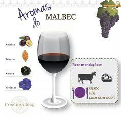 Aromas do Malbec