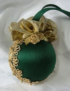 Handmade ornament