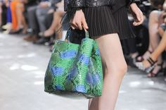 Handbag from the Christian Dior Spring 2014