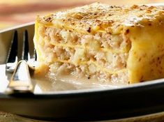 Lasanhas | Receitas Do Céu Brazilian Dishes, Lasagna, Macaroni And Cheese, Ethnic Recipes, Food, 1, Google, Chicken In White Sauce, Gravy For Chicken