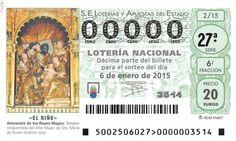CONSIGUE GRATIS TU DÉCIMO DEL NIÑO DE LOTERÍA MANISES - NÚMERO 00.000   EL NÚMERO MAS BUSCADO.