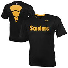Get this Pittsburgh Steelers Sideline Dri-Fit Hypercool T-Shirt at ThePittsburghFan.com