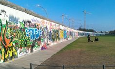 Saw this wall a year before it came down. I was 10 yrs old and will never forget it...