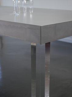 1000 images about concrete collection by matali crasset on pinterest concrete table. Black Bedroom Furniture Sets. Home Design Ideas