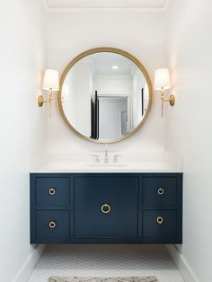 Just when we thought round was getting a little boring, these handles are perfectly unique. Bathroom Renos, Bathroom Renovations, Small Bathroom, Home Remodeling, Master Bathrooms, Remodel Bathroom, Minimal Bathroom, Marble Bathrooms, Dream Bathrooms
