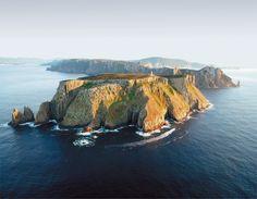 Tasman Island, Tasmania, Australia