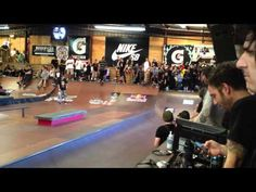 Mike Vallely at 2012 Tampa Pro Best Trick Contest #skateboarding
