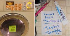 25 Hilarious Notes Parents Have Left Their Kids  http://funphotololz.com/uncategorized/25-hilarious-notes-parents-have-left-their-kids/