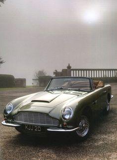 F&O Fabforgottennobility — frenchcurious: Aston Martin Short Chassis...