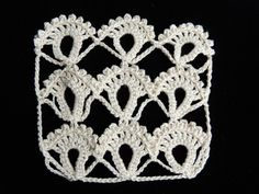 Crochet : Punto Fantasia # 3