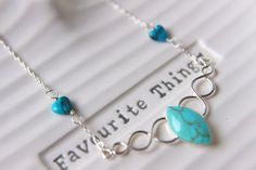 Turquoise #TreasuryTuesday by Debi Holland on Etsy