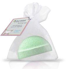 Półkula do kąpieli o zapachu zielonej herbaty - Nieprzyzwoicie naturalny sklep dla kobiet lubiących siebie