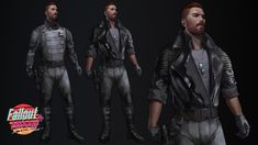 The team behind one of the most anticipated mods for Fallout 4 just got better. Fallout Miami announces a major story update, new characters, and more. Combat Armor, Fallout Art, Superhero Characters, Cosplay, Character Concept, Apocalypse, Miami, Post Apocalyptic, Tactical Gear