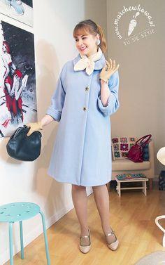Jackie Style Coat