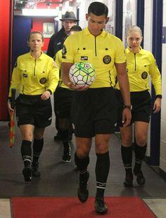 New USSF referee uniform