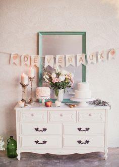 2014 champagne wedding banner, sweet heart wedding banner #2014 Valentines day wedding #Summer wedding ideas www.dreamyweddingideas.com