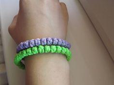 Teen Fashion Diary: Neon & Lavender
