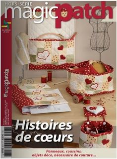 Bilderesultat for Kristel salgarollo Book Crafts, Diy Crafts, Craft Books, Sewing Magazines, How To Make Purses, E Magazine, Hobby Room, Book Quilt, Pin And Patches