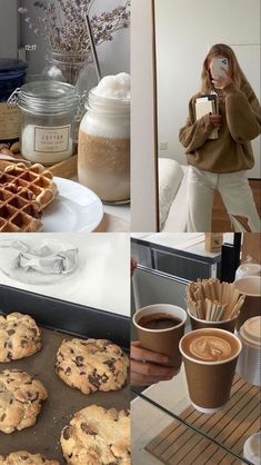 Brown Aesthetic, Aesthetic Food, Healthy Lifestyle Motivation, Instagram Story, Desserts, Recipes, Aesthetics, Mood, Random