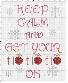 ♥ New York Dreamer Needleworks ♥: Keep Calm it's free!!!.