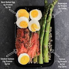 💪 We are using some of our leftover Easter eggs for this easy meal! Here's a little sneak peak into what we are… Daily Meal Prep, Daily Meals, How To Cook Squash, How To Cook Asparagus, Clean Eating Recipes, Healthy Eating, Whole Food Recipes, Healthy Recipes, Healthy Meals