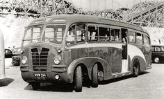 1939 Leyland TEC2 'Gnu' with Duple FC39C body by kitchener.lord, via Flickr