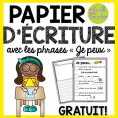 Browse over 480 educational resources created by Maternelle avec Mme Andrea in the official Teachers Pay Teachers store. French Teaching Resources, Teaching French, Teaching Spanish, Preschool Spanish, Spanish Class, French Articles, I Can Statements, Core French, Free In French